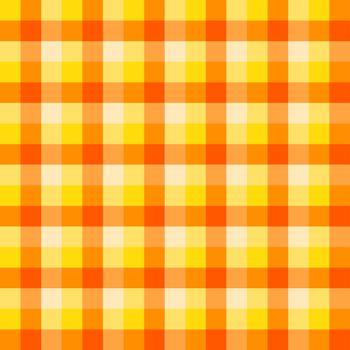 Fabric texture in orange tones