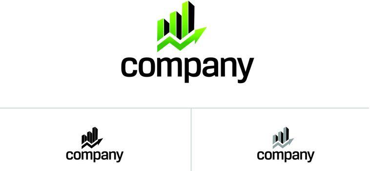 Logo for any business company.