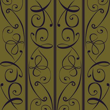 paris foliage, abstract texture; vector art illustration