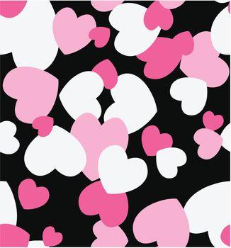 love repeat pattern