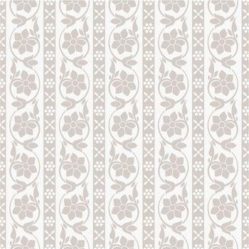 Decorative seamless wallpaper