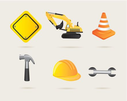 construction equipment and labor protection