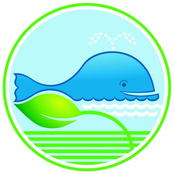 Whale and environmental