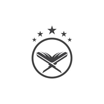 Islamic logo and symbol vector design