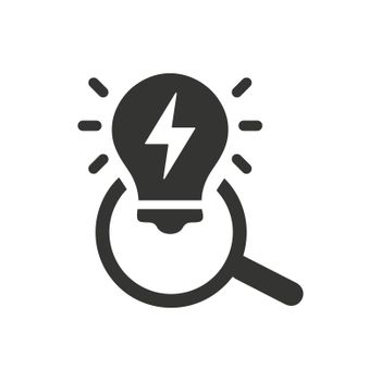 Smart Scan icon. Vector EPS file. icon. Vector EPS file.