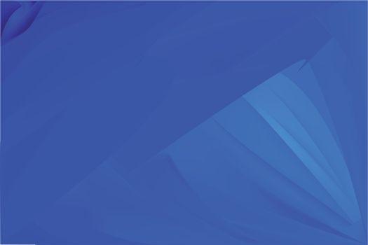 A dark blue abstract backdrop
