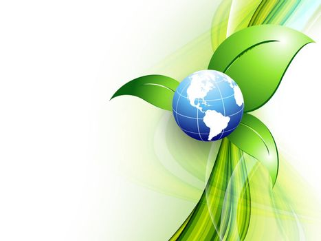 environmental vector concept background . Eps10