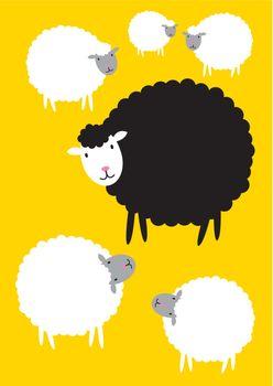 Black sheep concepts