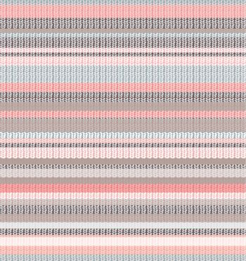 Knitted seamless pattern, vector illustration eps 10
