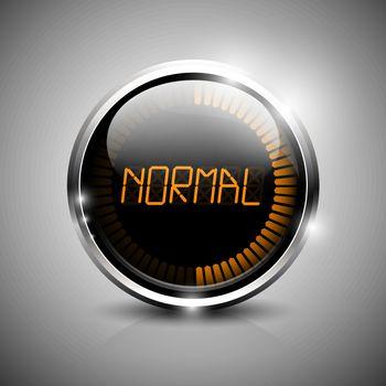 Normal electronic symbol
