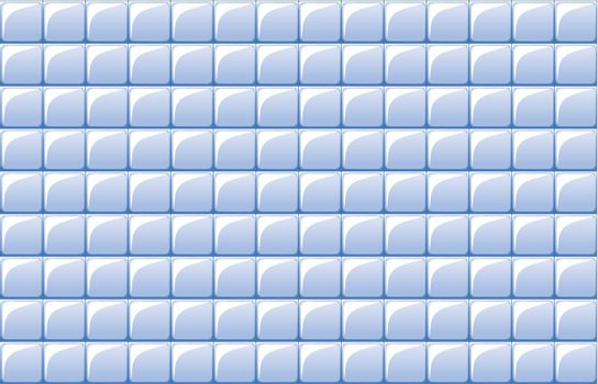 Illustration of a tile texture