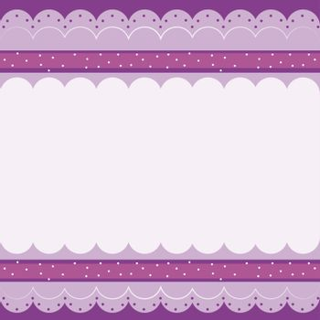illustration of a purple wallpaper