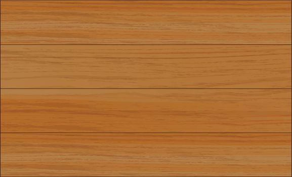 Illustration of a wooden tile