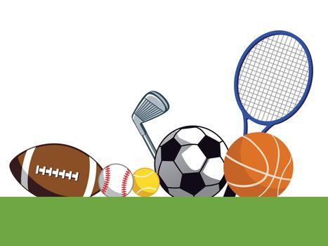 sporting equipment