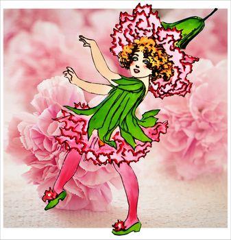 Flower children characterization