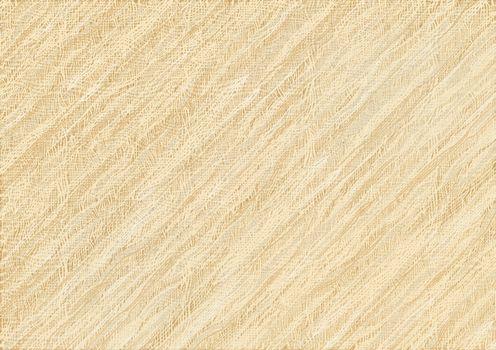 Coarse Fabric Texture - Background Illustration, Vector