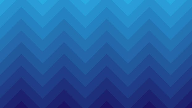 Blue gradient vector template with triangles. Modern abstract illustration for website, poster, banner ads.