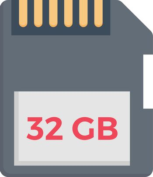 card vector colour flat icon