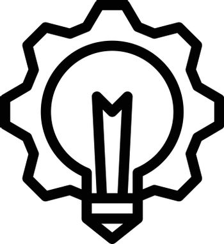 creative vector thin line icon