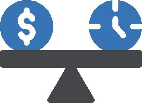 business vector glyph colour icon