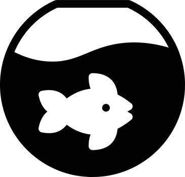 bowl vector glyph flat icon
