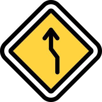 curve vector colour line icon