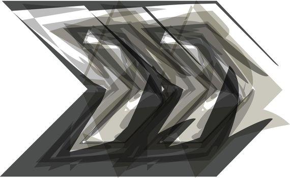 Abstract Symbol illustration