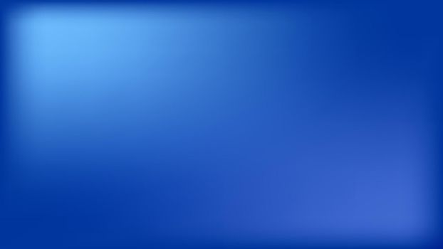 illustration of the blue soft background template for the presentations