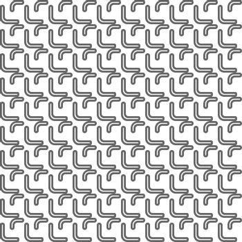 Abstract seamless pattern for textures, textiles and simple backgrounds. Flat Style