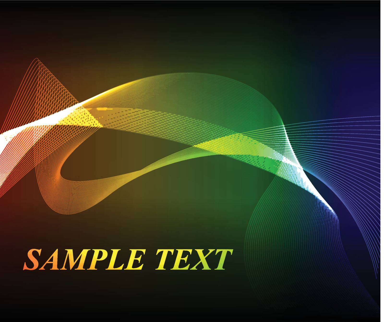 the vector abstract background eps10