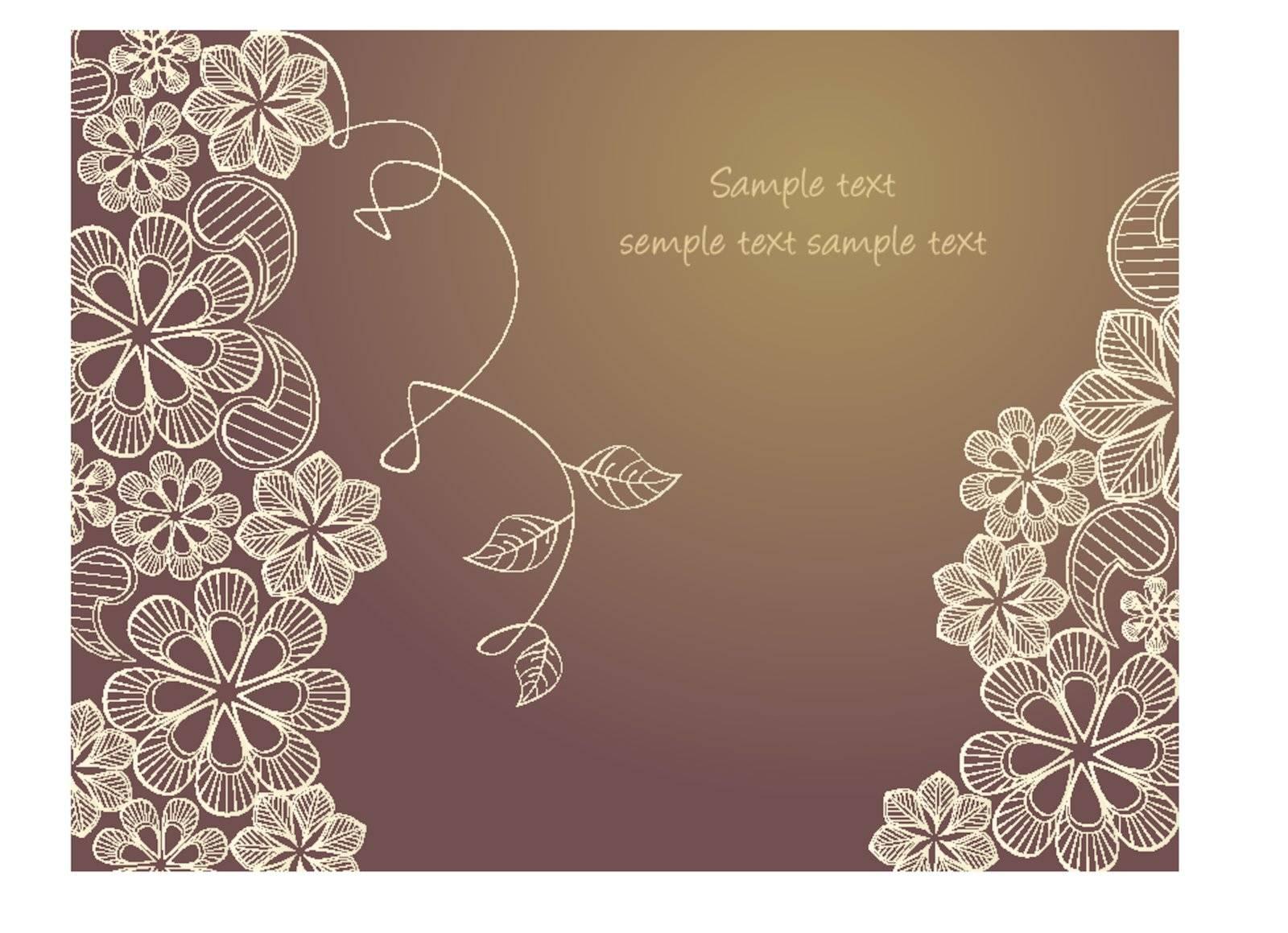 beauty floral illustration