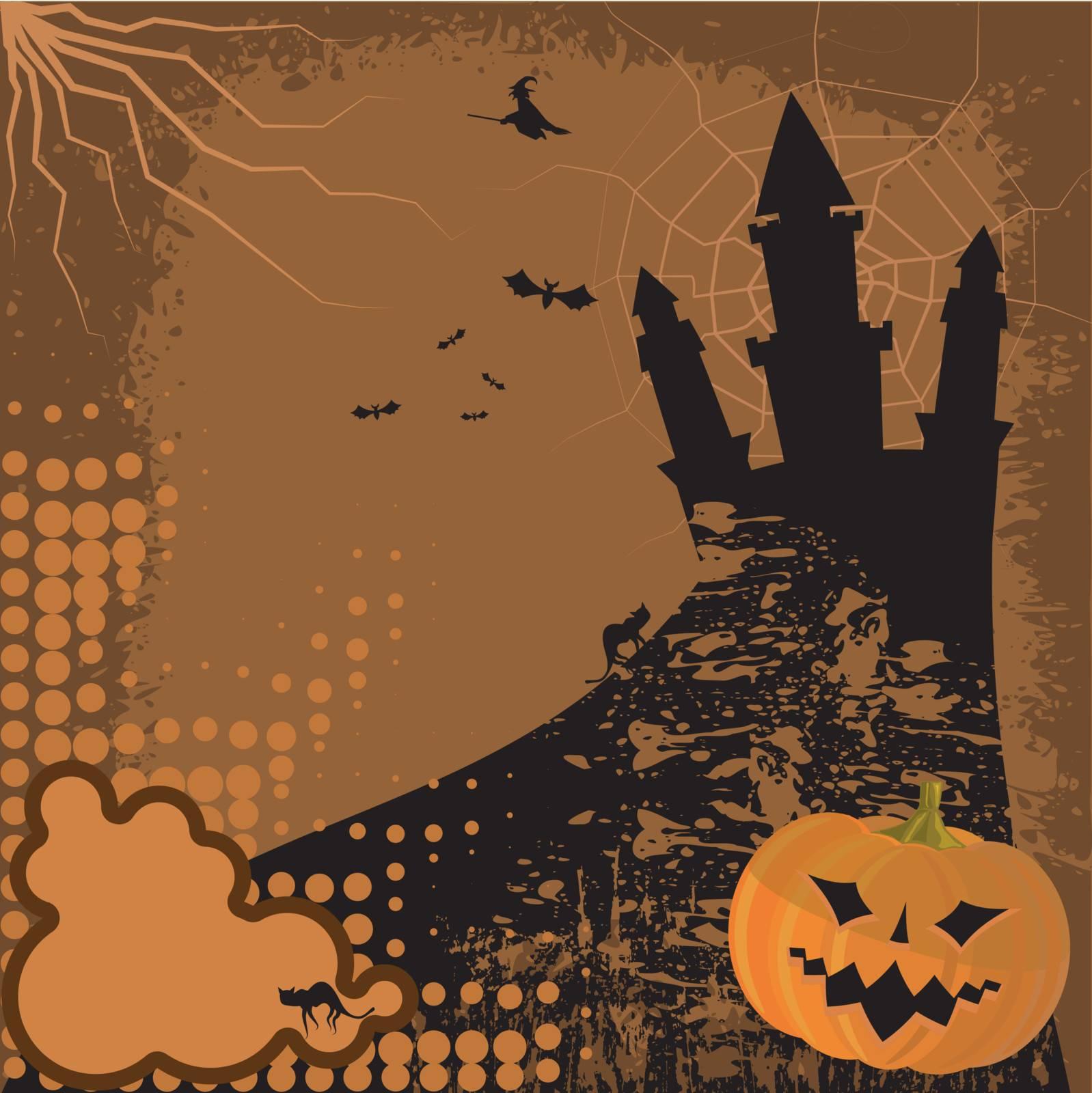 Halloween. EPS10 by Larser