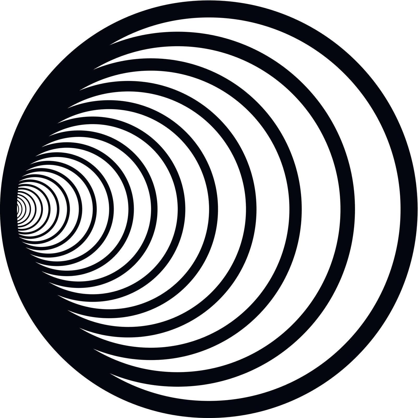 Nordic ethnic circular pattern by koksikoks