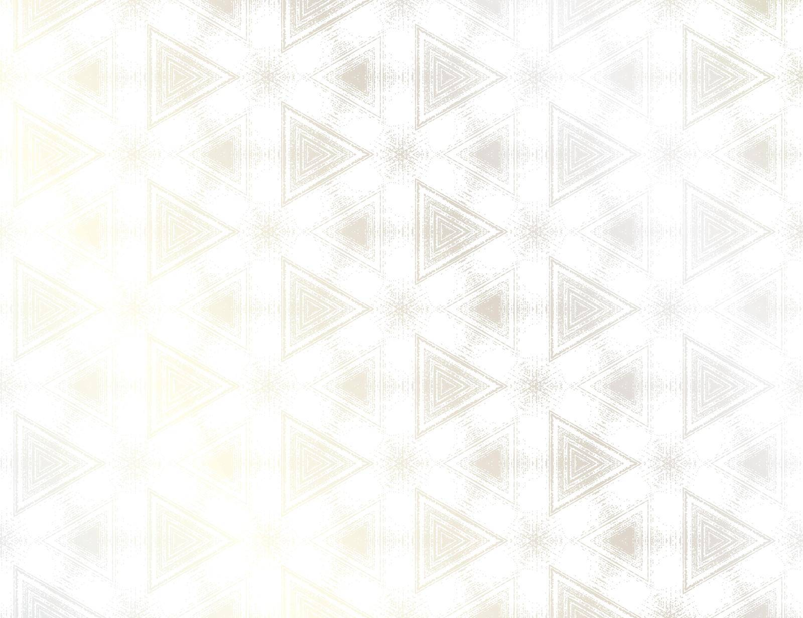 Abstract white and silver textured pattern with kaleidoscope effect by LanaLeta