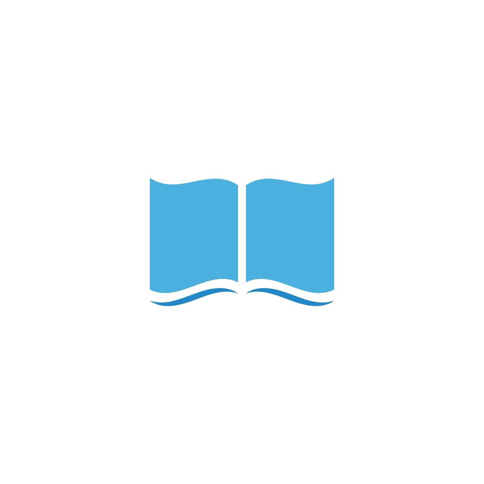 Book education Logo Template vector design