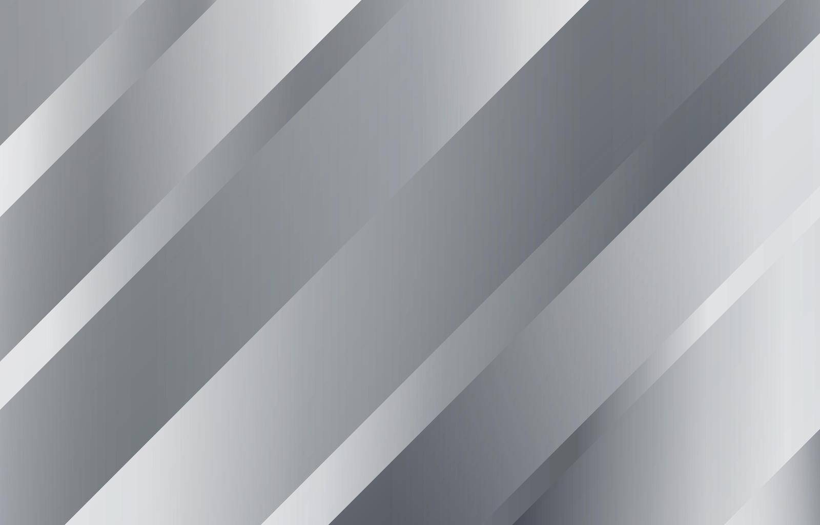 Modern abstract gray and white geometric background with bright stripes.