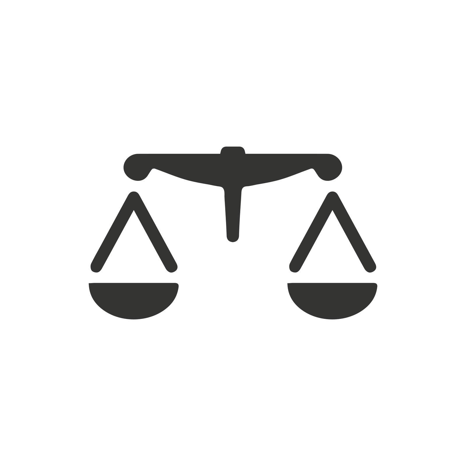 Balance icon. Meticulously designed vector EPS file. by delwar018