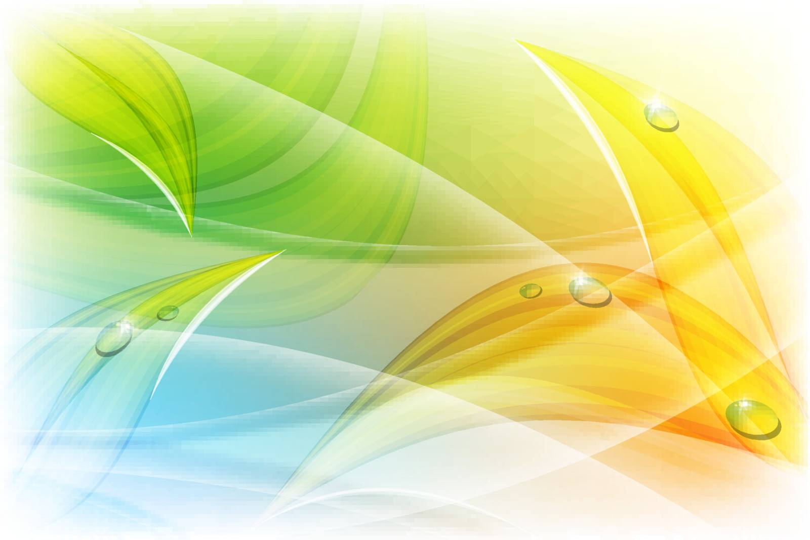 bright abstract floral vector background. Eps10