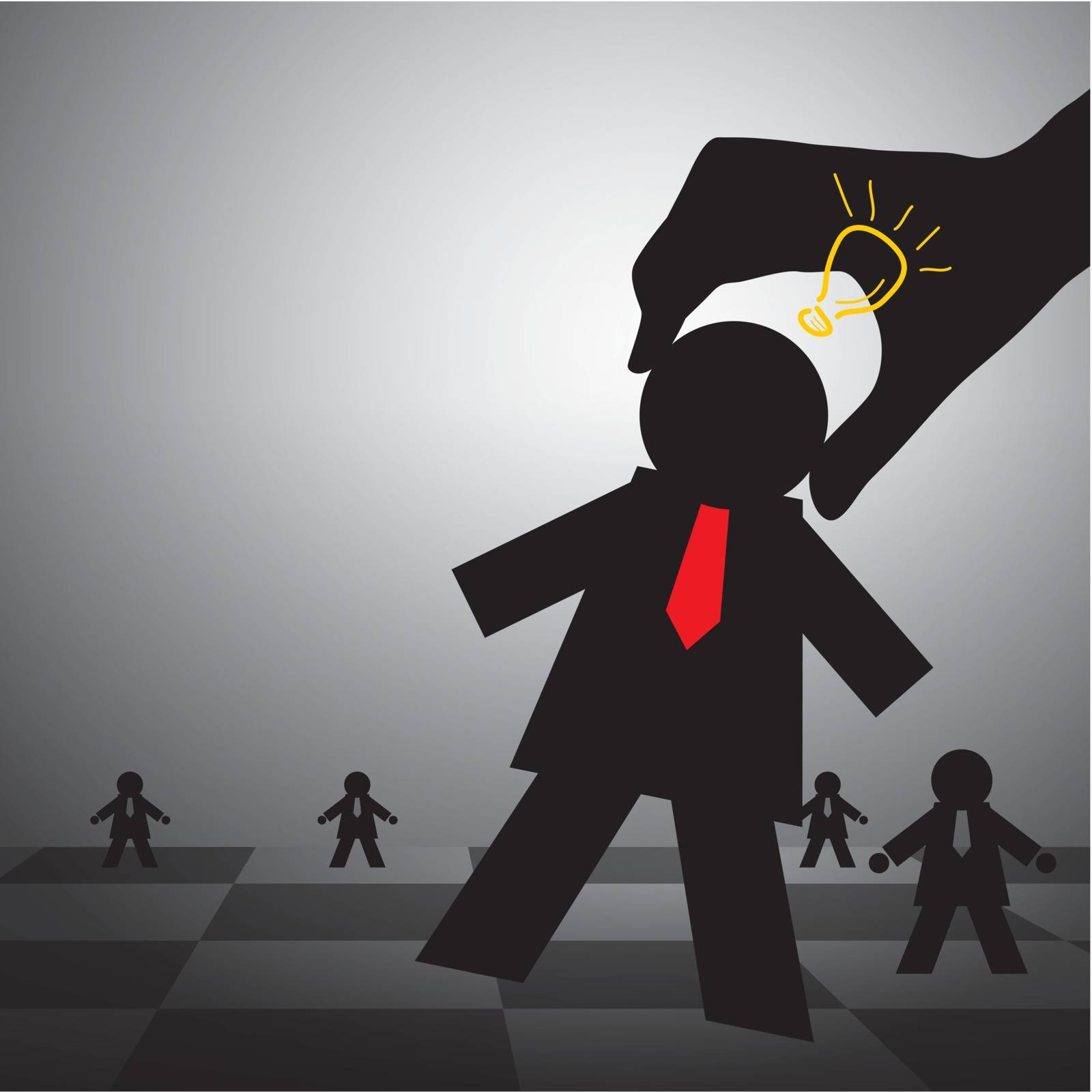Chess concepts for business
