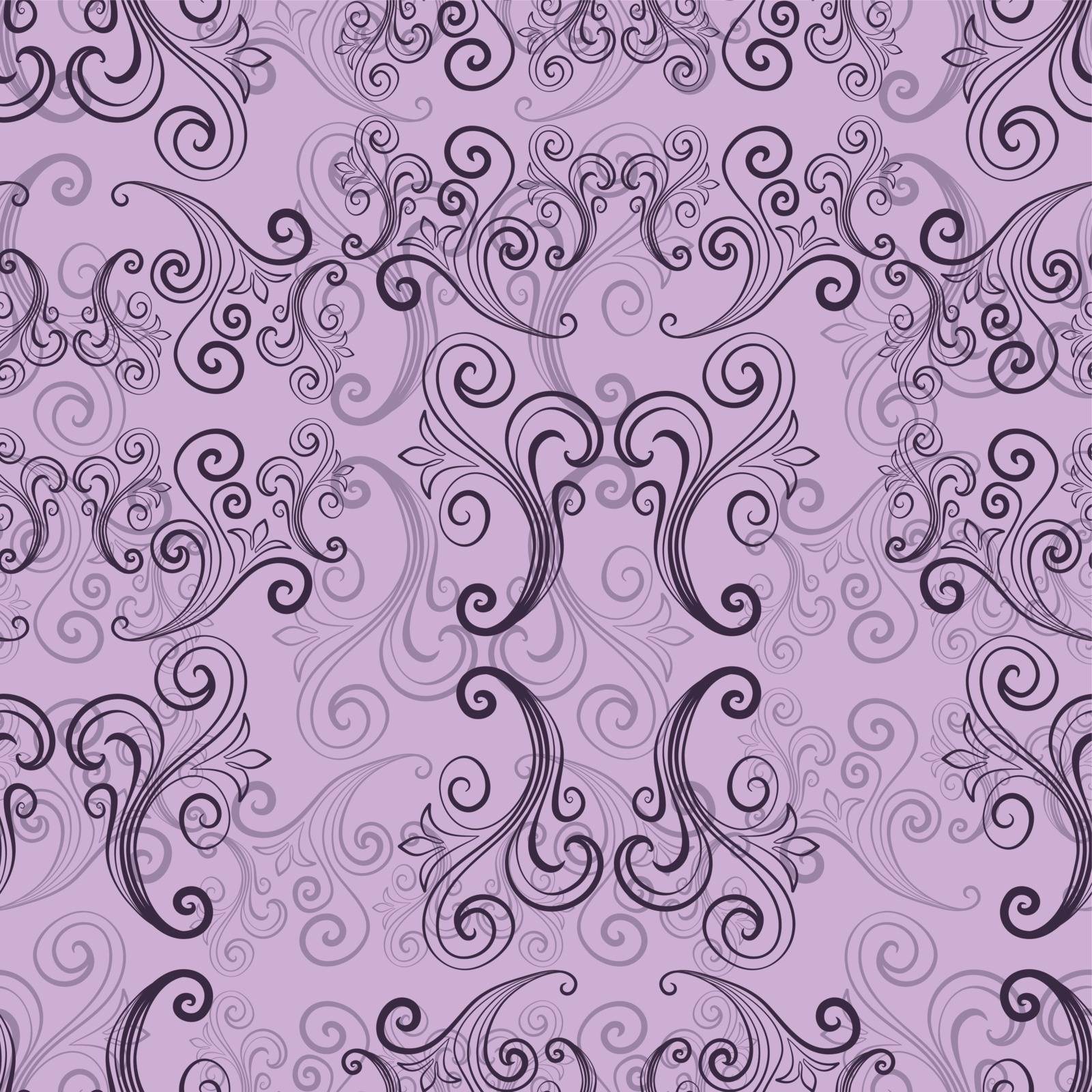 texture background of the seamless  violet wallpaper