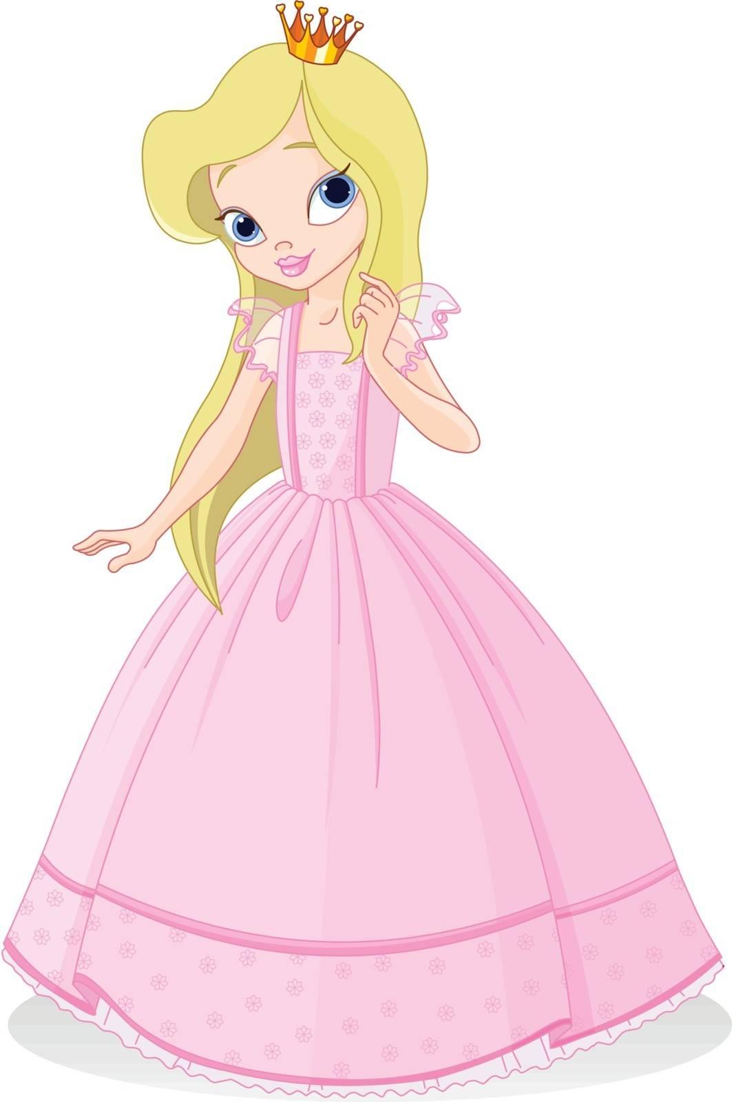 Very cute beautiful princess