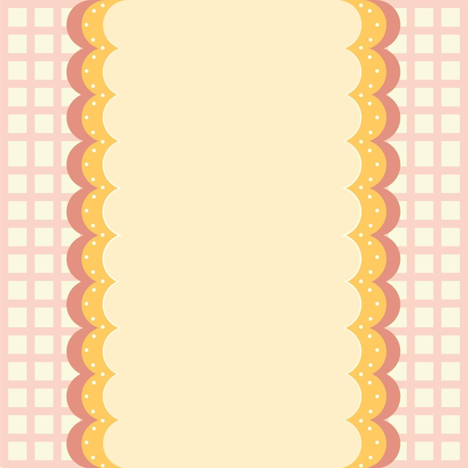 illustration of a wallpaper
