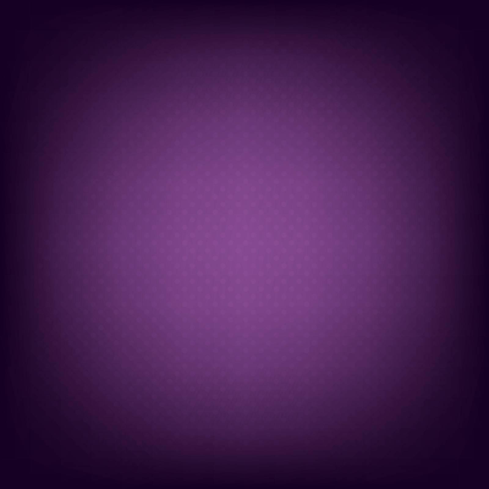 Violet Background With Gradient Mesh, Vector Illustration