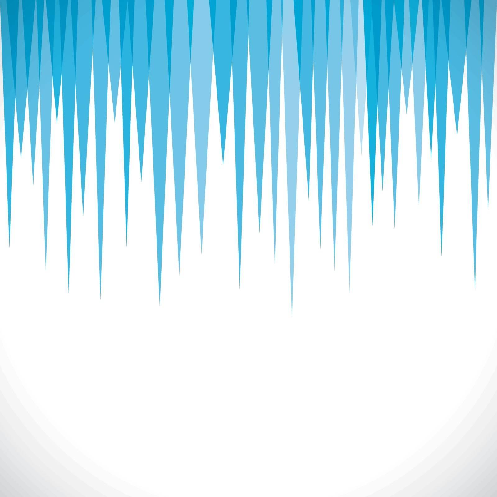 sharp blue strip background