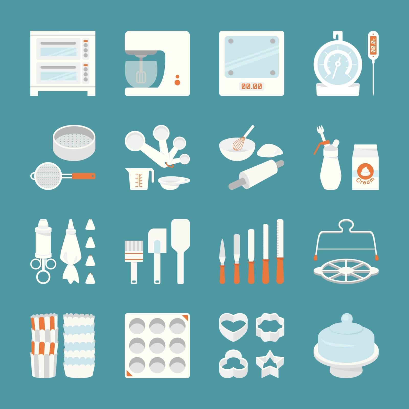 Bakery equipment icon