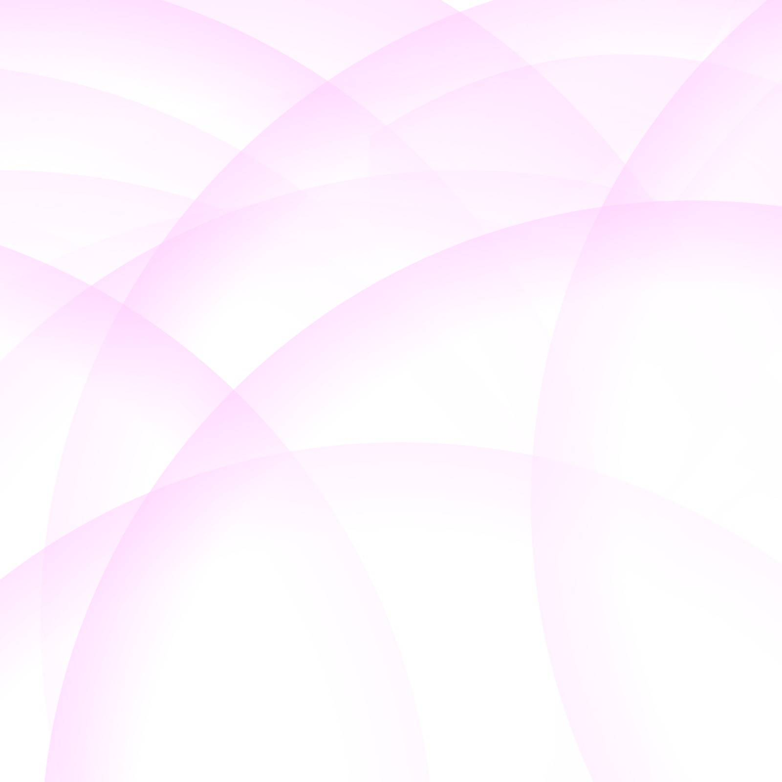 Abstract Pink Circle Background. Pink Light Pattern.