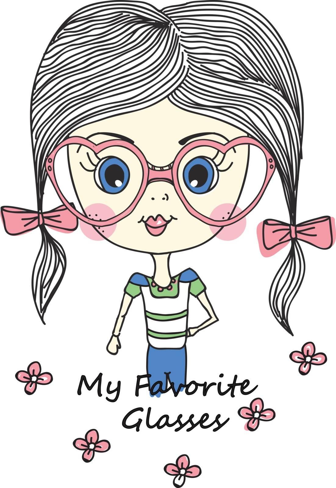 Beautiful girl by kartyl