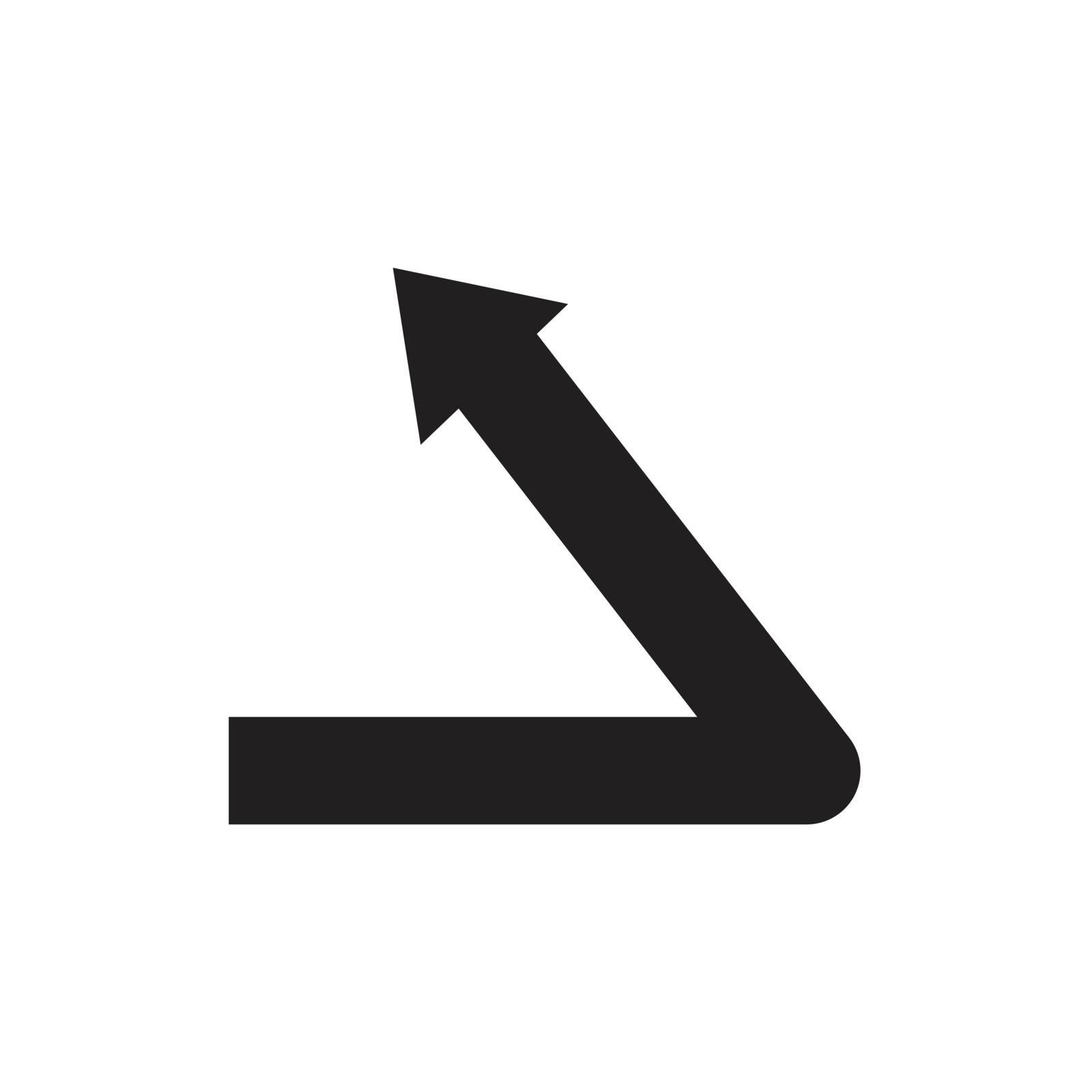 Sharp curve