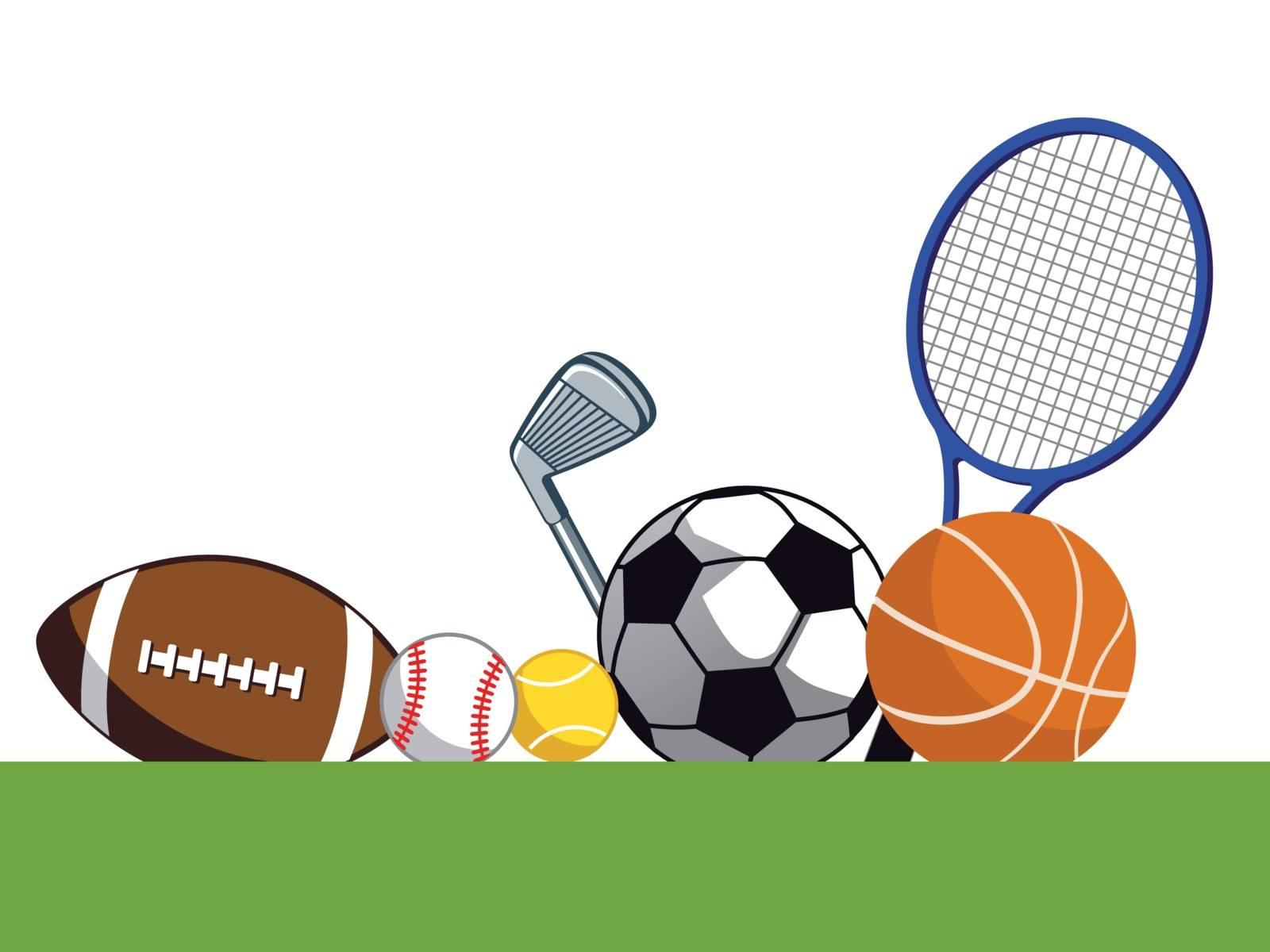 sporting equipment by scusi