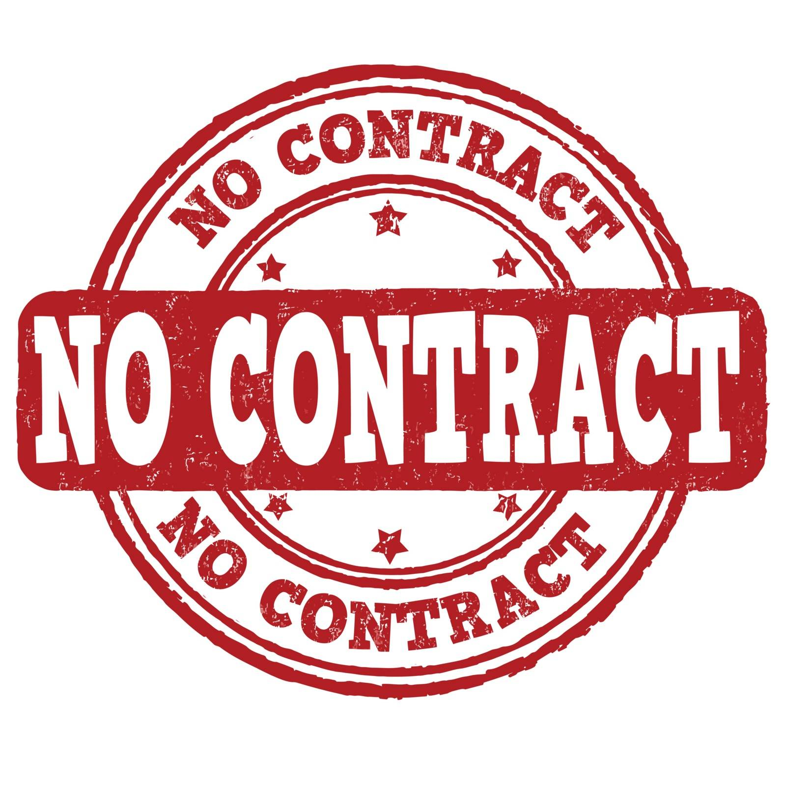 No contract stamp by roxanabalint